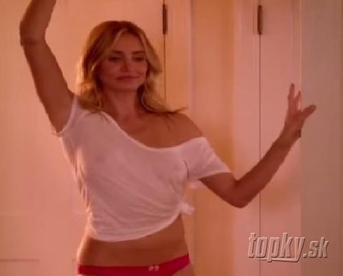 zdarma dlouhý honění film Sexuální scéna Cameron Diaz