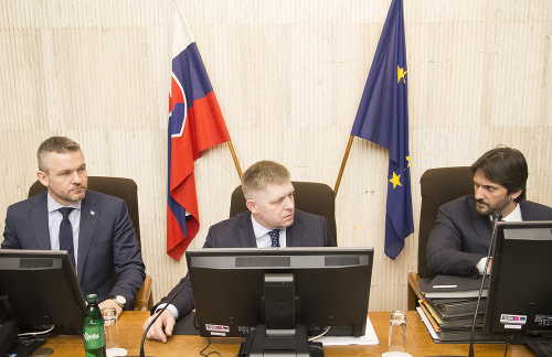 Peter Pellegrini, Robert Fico