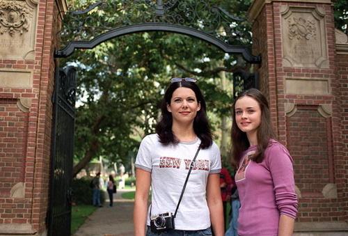 Lauren Graham a Alexis