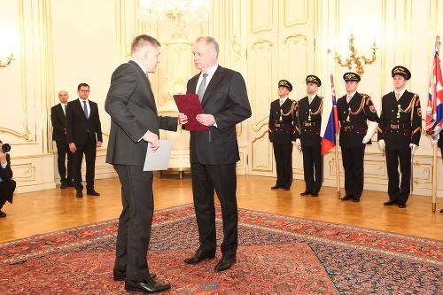Robert Fico a Andrej