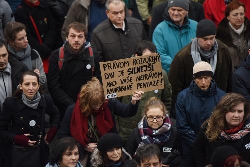 FOTOREPORTÁŽ Desaťtisíce ľudí opäť