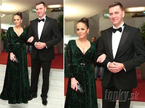 Karin Haydu s partnerom