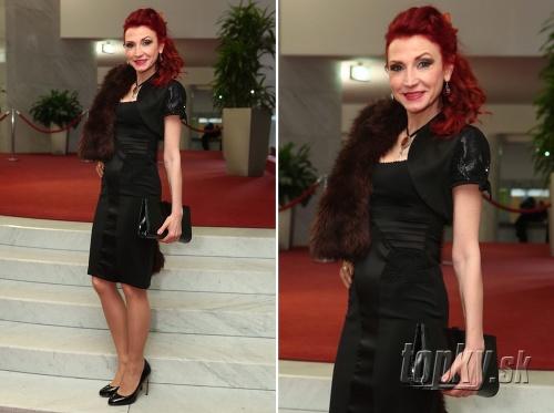 Petra Palevičová, herečka