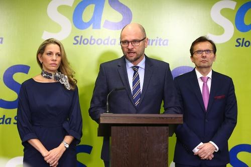 Predstavitelia SaS