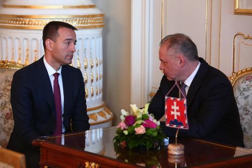 Tomáš Drucker u Andreja