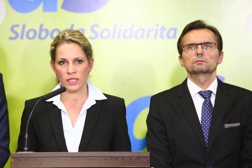 Jana Kiššová a Ľubomír