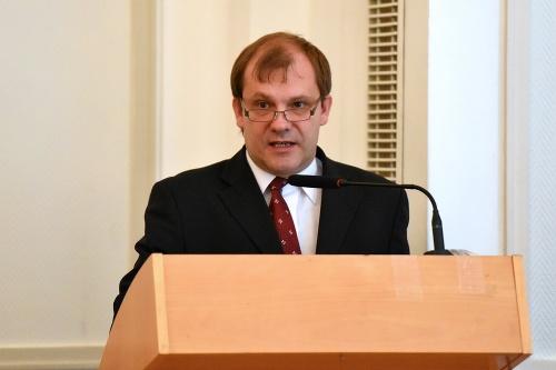 Politológ Juraj Marušiak