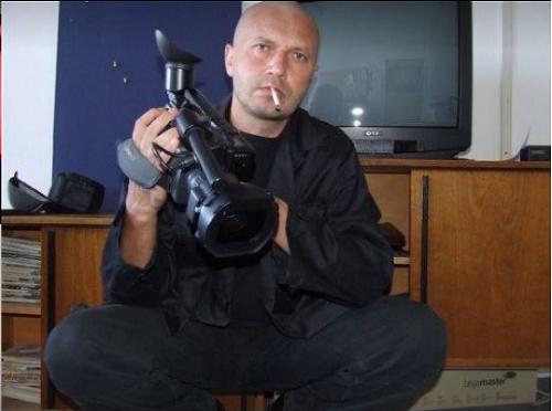 Investigatívny novinár Paľo Rýpal
