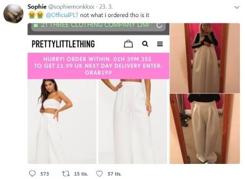 69d6edb875ab FOTO Kráska si na internete objednala štýlové oblečenie  Keď ...