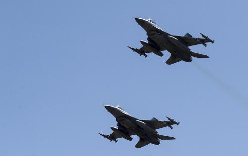 Stíhacie lietadlá typu F-16