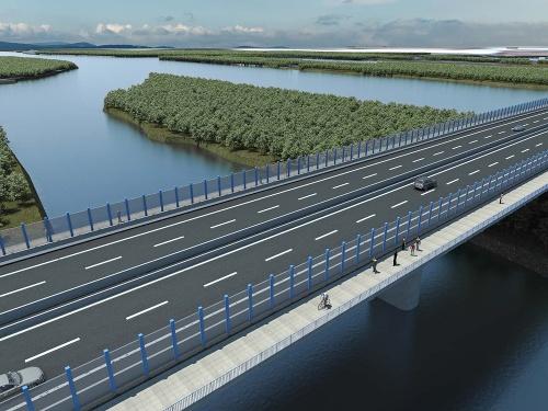 D4R7 Hlavný most cez
