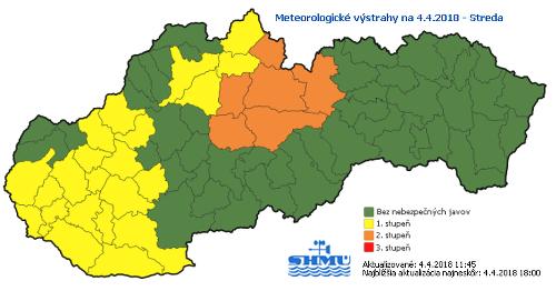 Tatry dnes zasiahne orkán:
