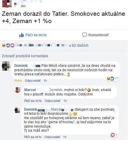 Vtipy o Zemanovi
