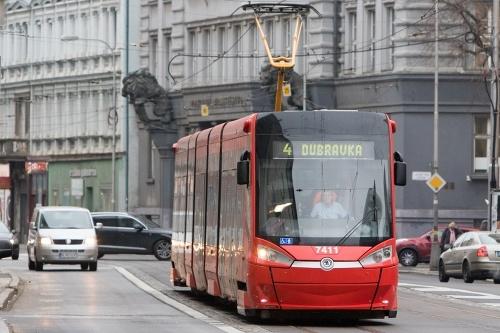 Chvíle hrôzy v bratislavskej