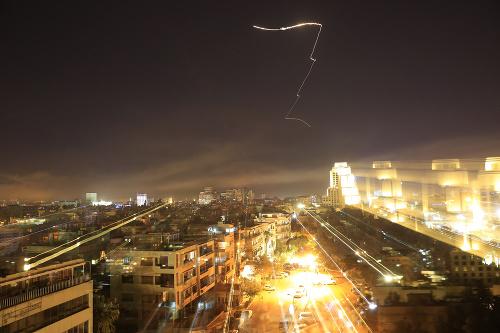 Útoky v Sýrii