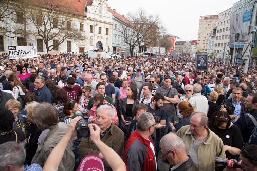 Slováci neubrali na sile: