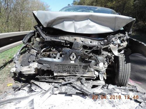 FOTO Vážna nehoda pri