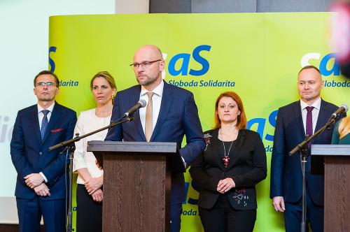 Predstavitelia SaS.