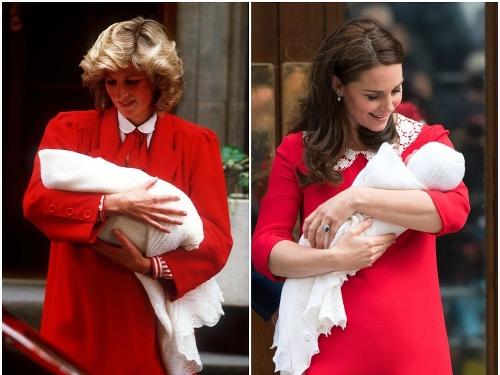 Vojvodkyňa Kate a Princezná