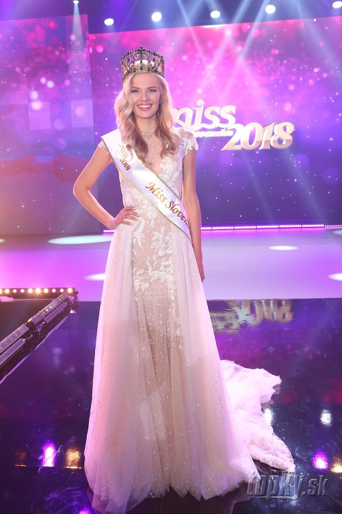 Miss Slovensko 2018: TOTO