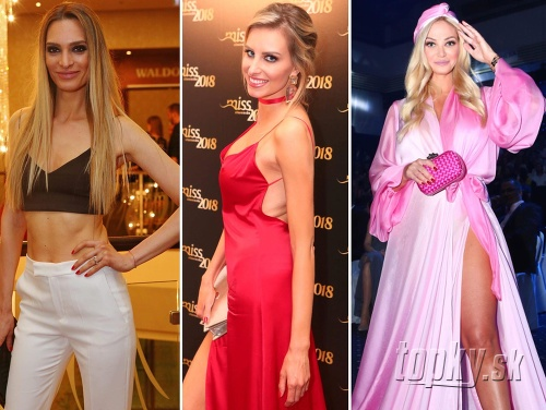 Na afterpárty Miss Slovensko