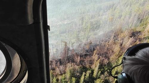 VIDEO Obrovský požiar v