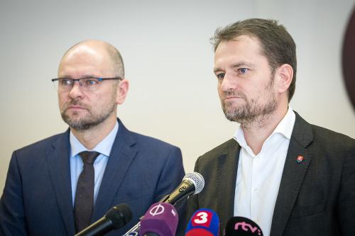 Igor Matovič a Richard