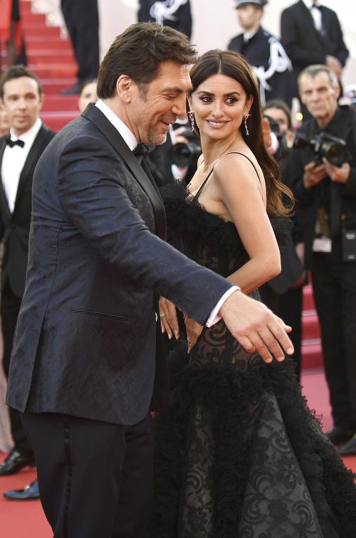 Penelope Cruz a Javier