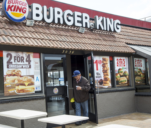 Burger King otvorí prvú