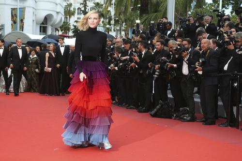 Cate Blanchett zaujala róbou