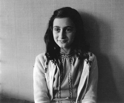 Denník Anny Frankovej ukrýval