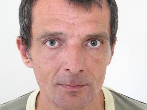 Nezvestný Vojtech Jozefík (42)