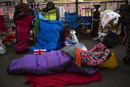 Briti stanujú v blízkosti