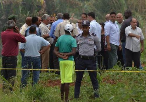 Kubánske lietadlo sa zrútilo