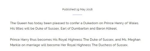 Kráľovná Alžbeta II. dala