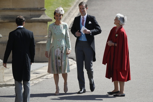 Pippa Middleton so svojím