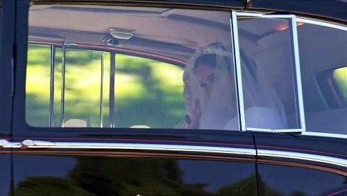 Prvé foto kráľovskej nevesty
