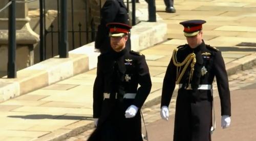 Princ Harry s bratom