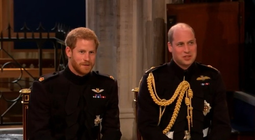 Princ Harry už čaká