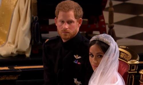 Meghan Markle a princ