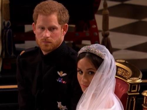 Britský princ Harry a