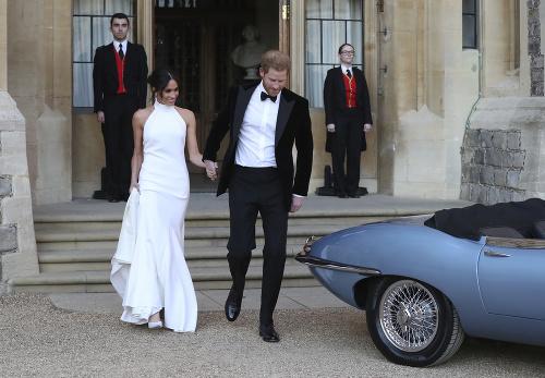 Vojvoda a vojvodkyňa zo