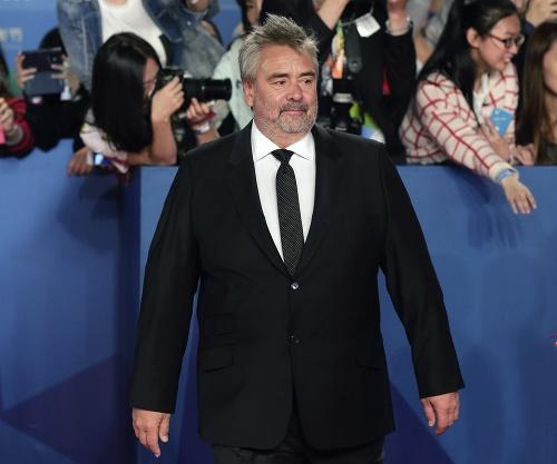Francúzsky režisér Luc Besson