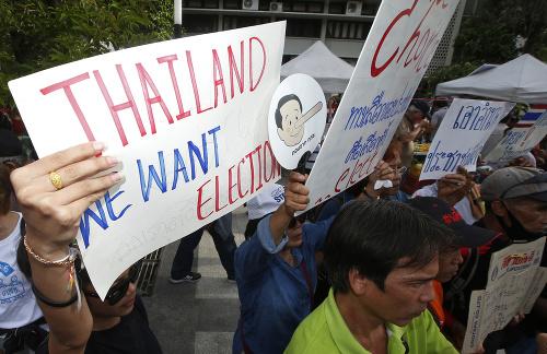 Thajsko štyri roky po