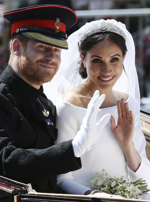 Princ Harry a americká