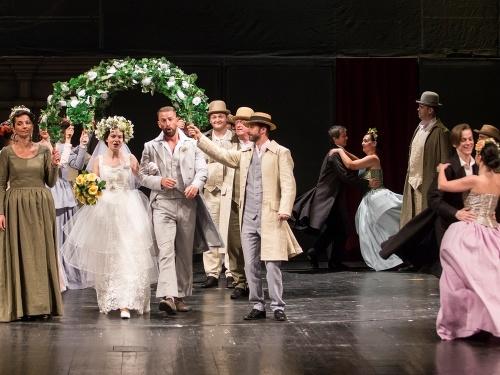 Mozartova opera Don Giovanni