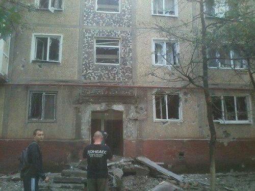 Ukrajina opäť v ohni!