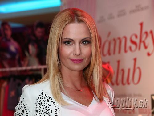 Sexi moderátorka RTVS Marianna