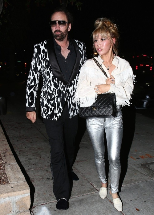 Nicola Cage a Erika