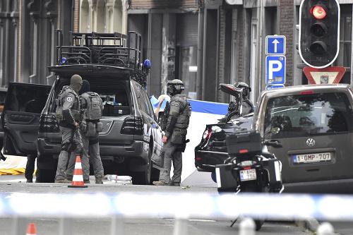 Rukojemnícka dráma v Belgicku: